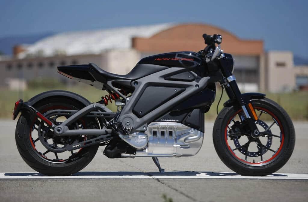 Электромотоцикл от Harley-Davidson и анонсы от Volkswagen | eNews