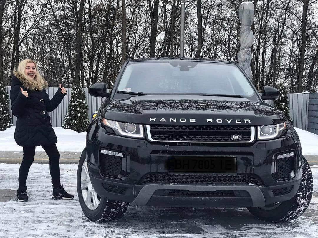 Range Rover Evoque 2016 | CarPoint