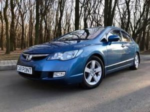 Honda Civic 2008 г