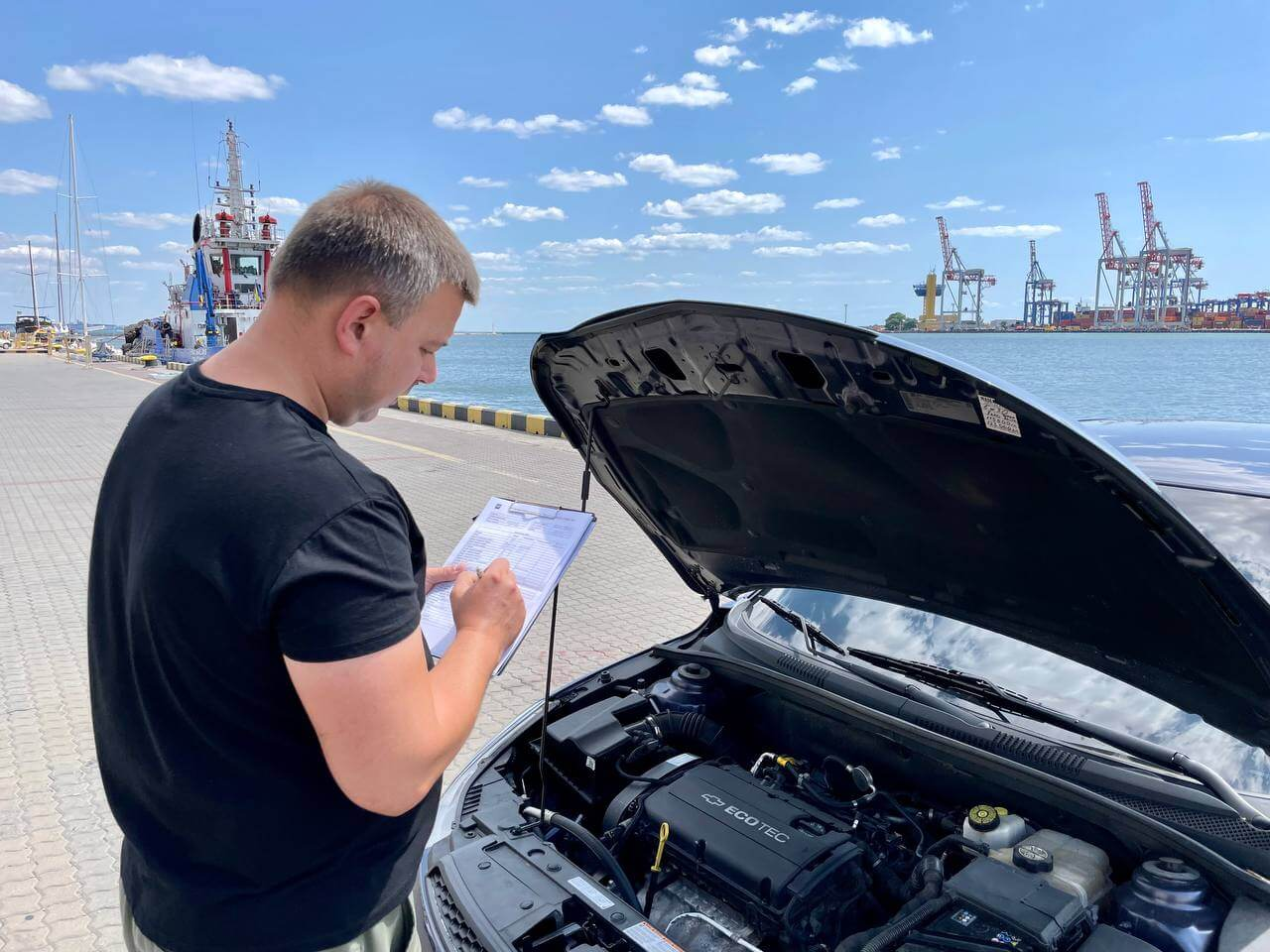 Диагностика автомобиля перед покупкой в Одессе