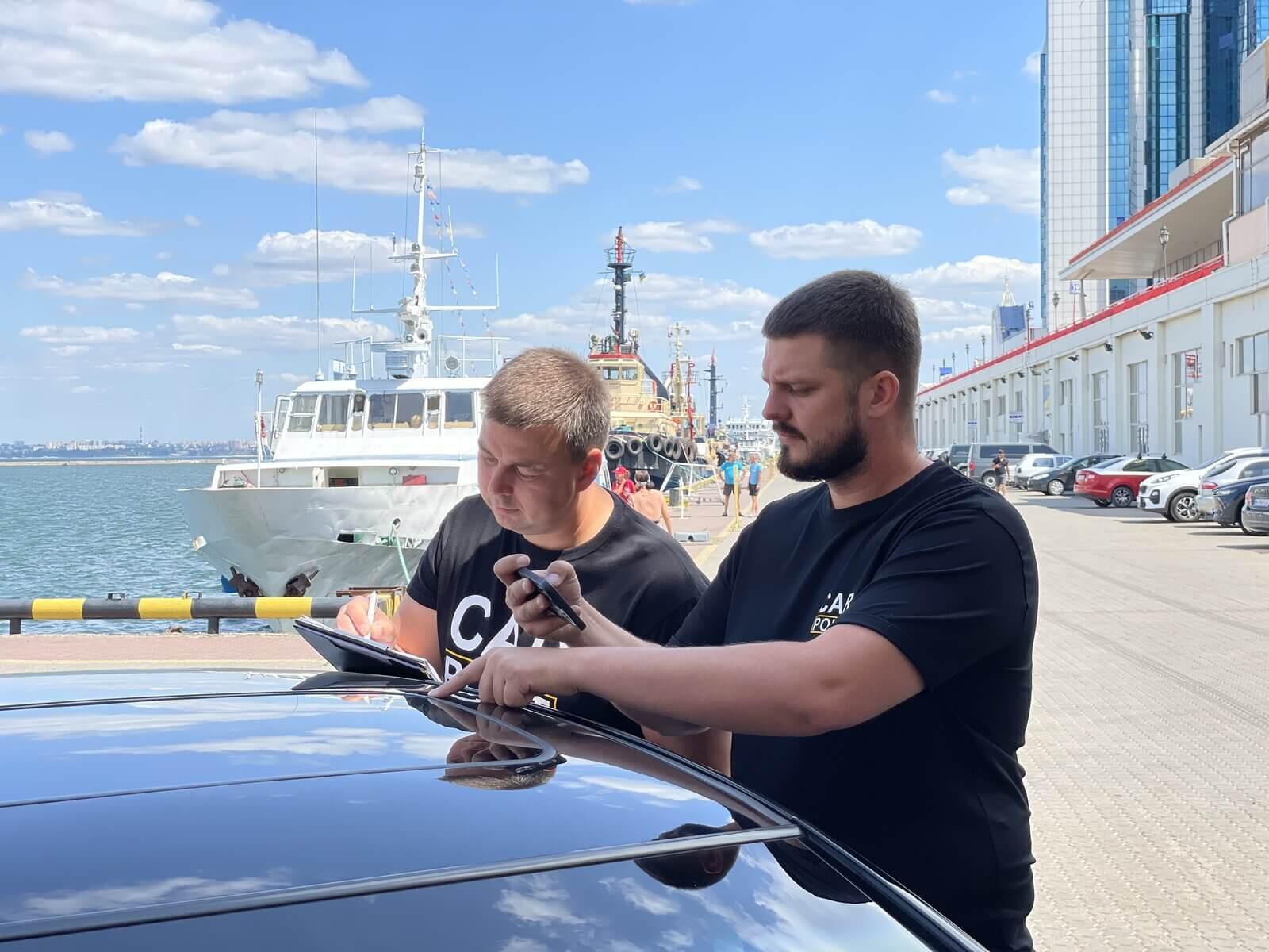 Профессиональный подбор подержанных машин в Одессе по лучшей цене